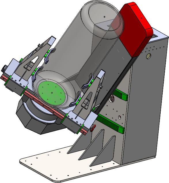Taumelautomat Emailiertechnik