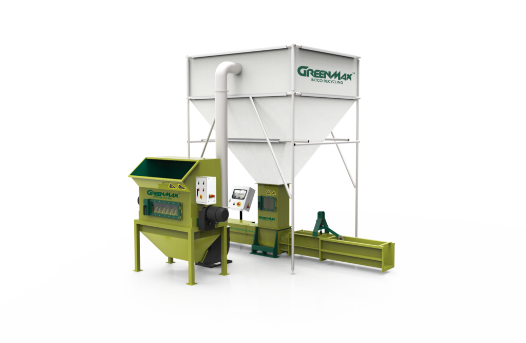 Greenmax A-C 300 compactor